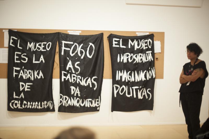 Escuelas en Residencia. Daniel Sepúveda. Foto: Alejandra Pastrana