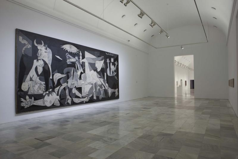 Guernica y años 30. Colección Museo Reina Sofía, 2009