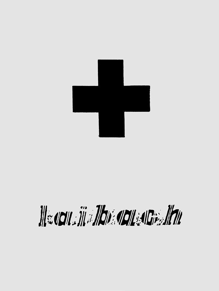 Laibach, Cruz negra, 1980