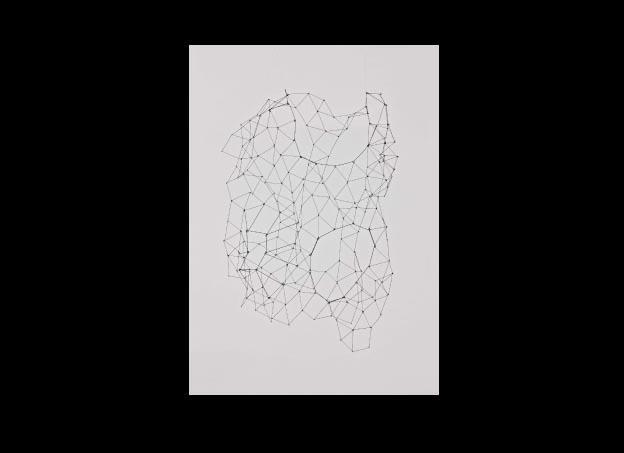 Gego. Proyecto Lausanne, ca 1975. Colección Museo Nacional Centro de Arte Reina Sofía ©Fundación Gego, Todos los derechos reservados. Gego es una marca registrada. Prohibida su reproducción total o parcial