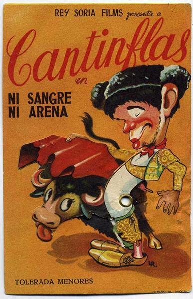 Alejandro Galindo, Ni sangre ni arena, 1941