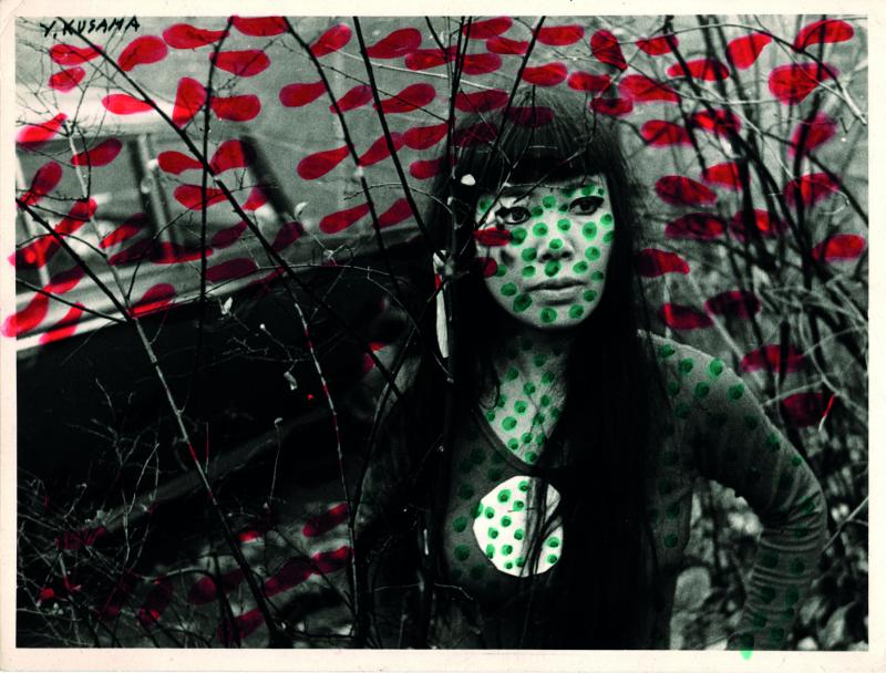 Yayoi Kusama. Self-Obliteration (Auto-obliteración), 1967 © Yayoi Kusama