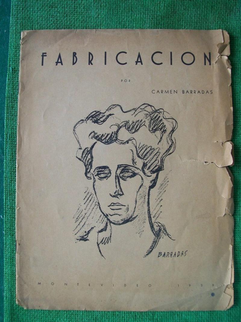 Carmen Barradas. Fabricación. 1922. Archivo Néffer Kröger, Montevideo