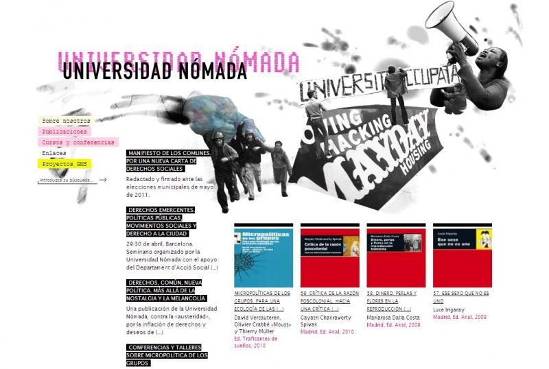 Universidad Nómada
