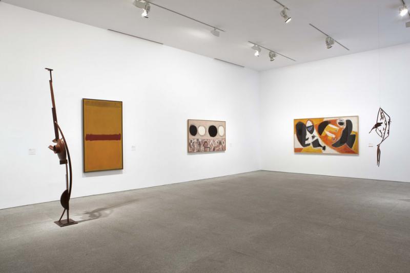 Norteamérica y la reinvención de la modernidad. Colección Museo Reina Sofía, 2009