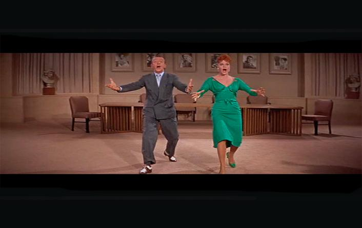 Cole Porter/Rouben Mamoulian.Silk Stockings, 1957