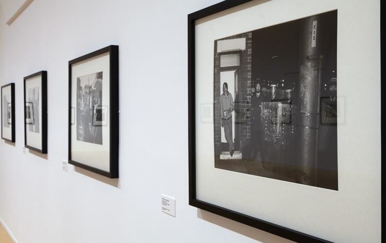 Exhibition view. Chris Killip, trabajo / work, 2013