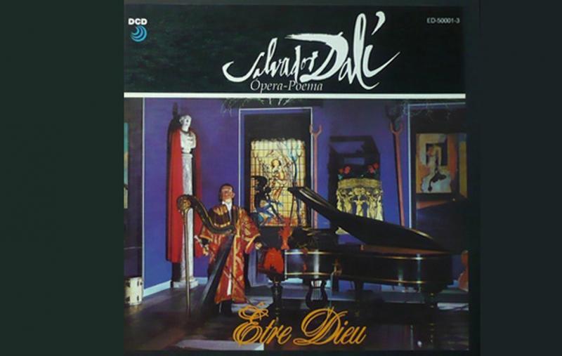 Être Dieu: opéra-poème, audiovisuel et cathare en six parties,  Eurostar, 1992