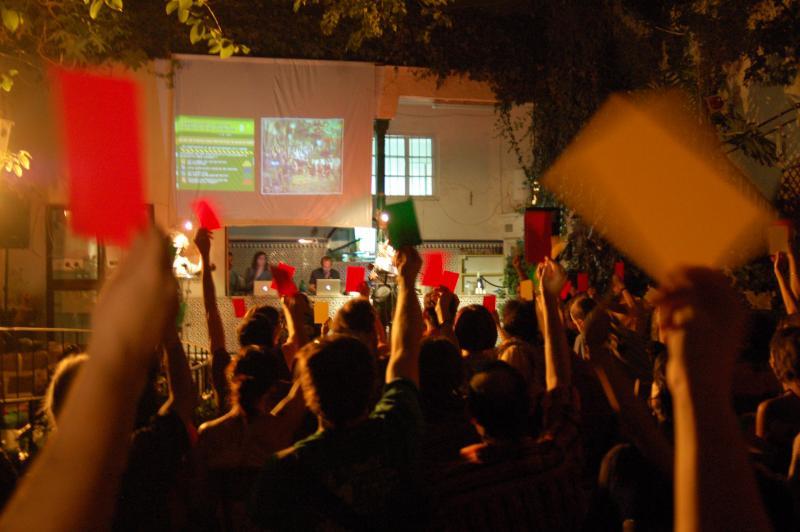 La Casa Invisible, Centro Social y Cultural de Gestión Ciudadana, Málaga