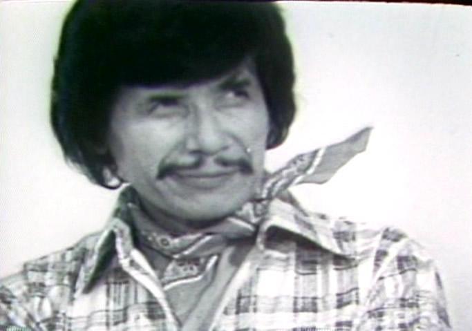 Carlos Flores. El Charles Bronson chileno o Idénticamente igual. 16mm b./n., sonido, 67', 1976-1984