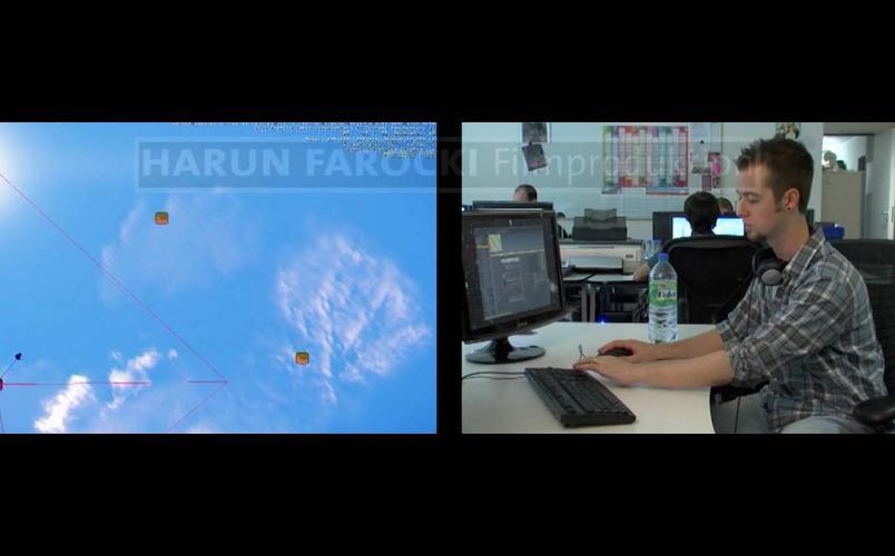 Harun Farocki. Parallel, 2012 © Harun Farocki Filmproduktion