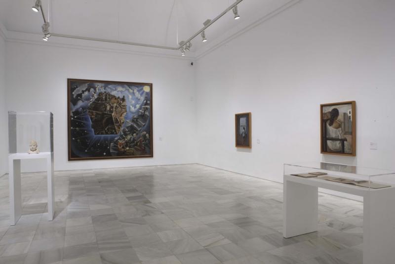 La nueva figuración. Entre clasicismo y sobrerrealidad. Colección Museo Reina Sofía, 2009