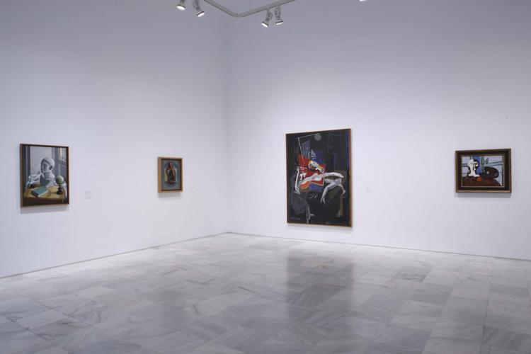 Juan Gris. La reordenación de la mirada moderna. Colección Museo Reina Sofía, 2009