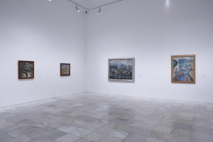 Noucentisme y arte nuevo en España. Colección Museo Reina Sofía, 2009
