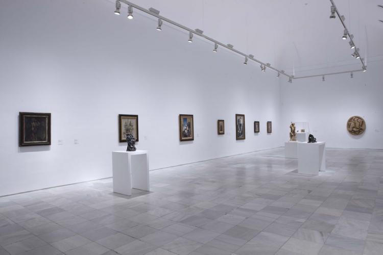 La ruptura cubista del espacio. Colección Museo Reina Sofía, 2009