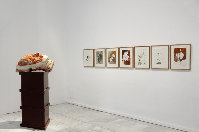 Exhibition view. Thomas Schütte. Hindsight, 2010