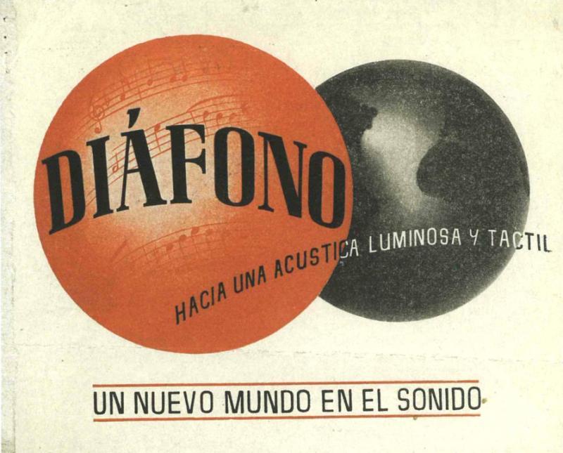 Logotipo del diáfono