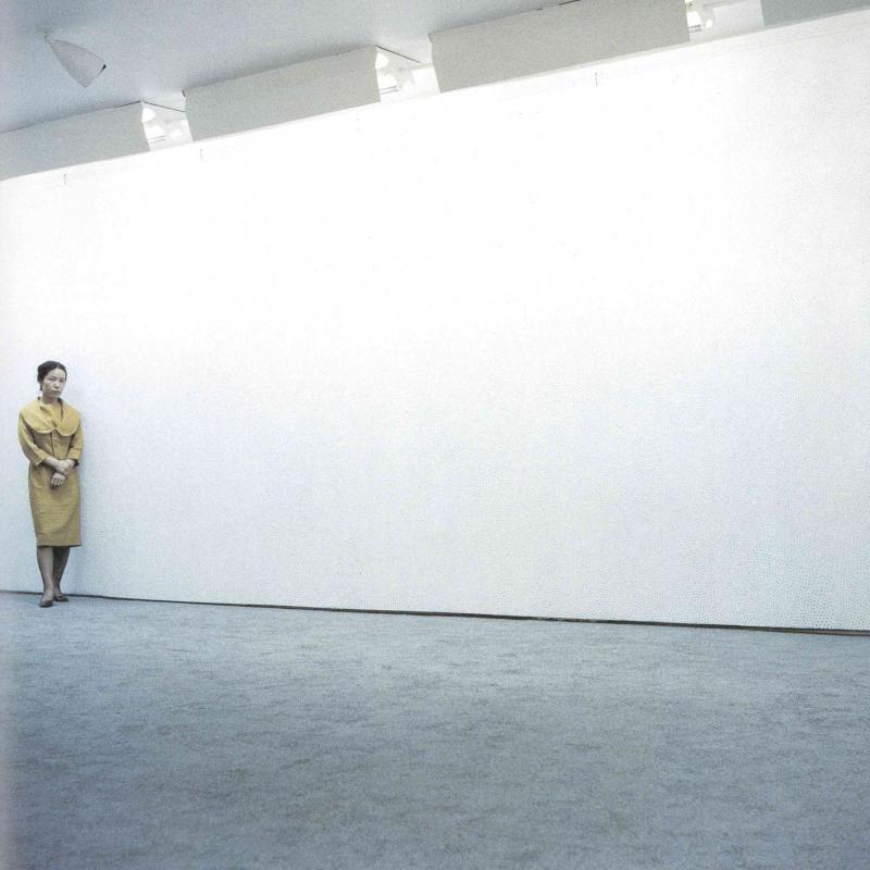 Yayoi Kusama. Infinity Net, 1961. Stephen Radich Gallery, Nueva York