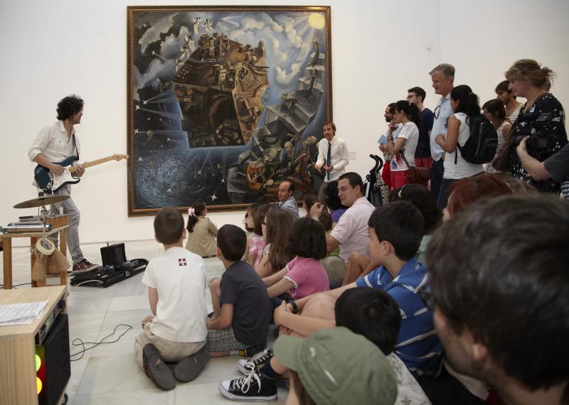 ¿Te suena? - Museo Reina Sofía