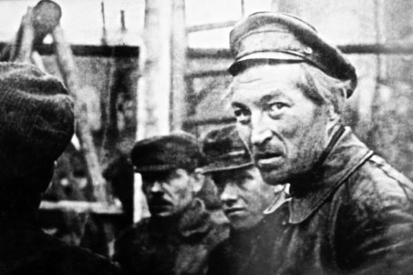 Arsenni Avraamov. 1927