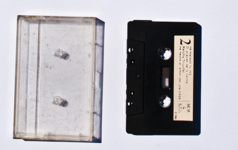 Cinta de Ante todo, calma de. Etika Makinal, 1986