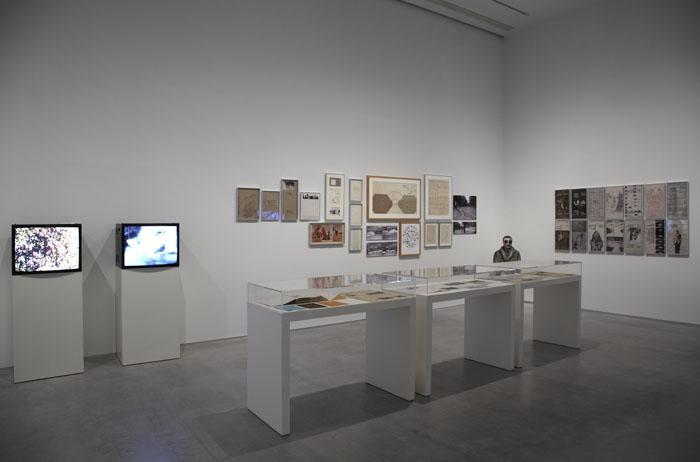 Vista de sala de la Colección De la revuelta a la posmodernidad (1962-1982)