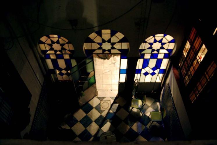 La Casa Invisible, social and cultural center of citizen management, Málaga