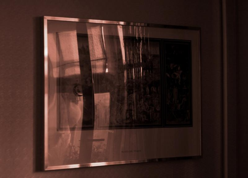 Jelena Glazova. Erased Song/ Erased Landscape. 2018