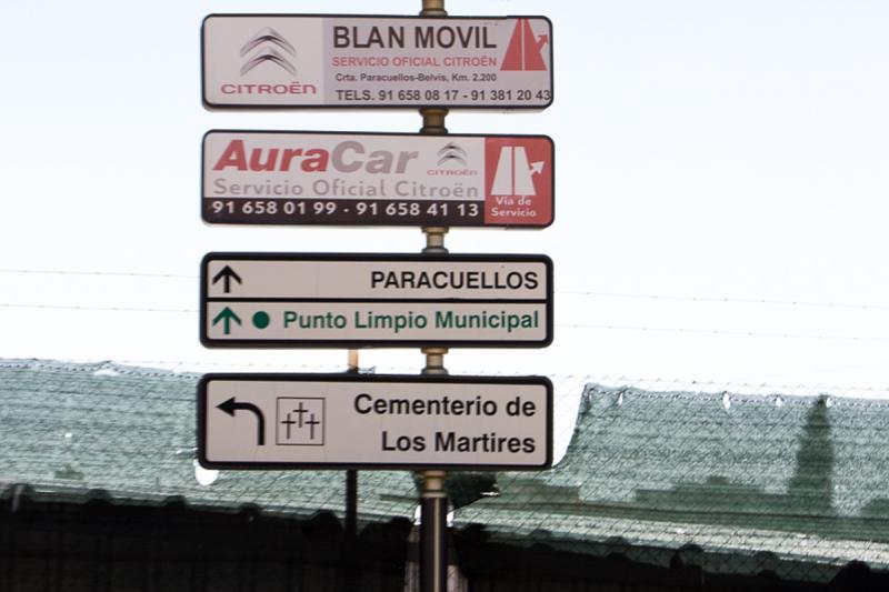 Jordi NN. Matanzas de Paracuellos, 2013