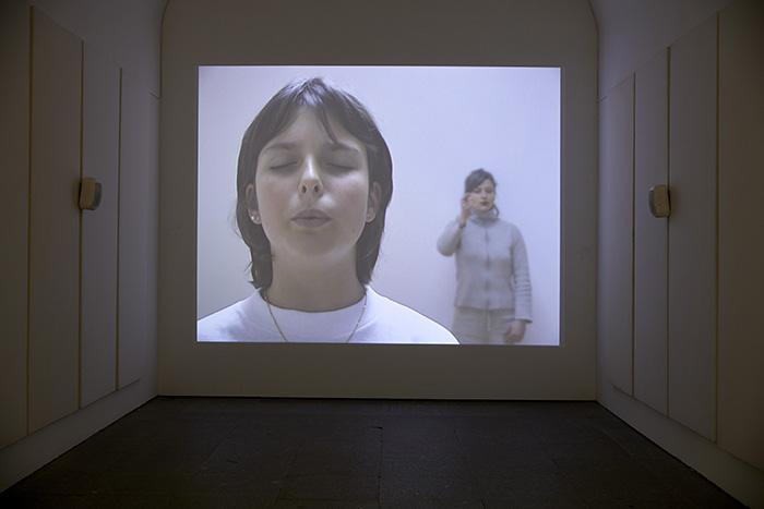 Vista de la exposición. Dora García , 2018