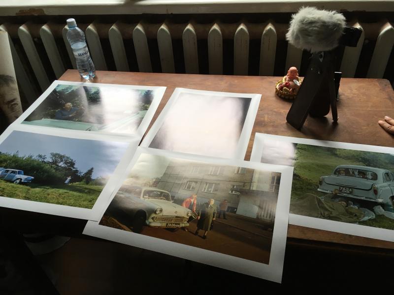 Colección de objetos encontrados de Andrejs Strokins. Foto: Sara Buraya