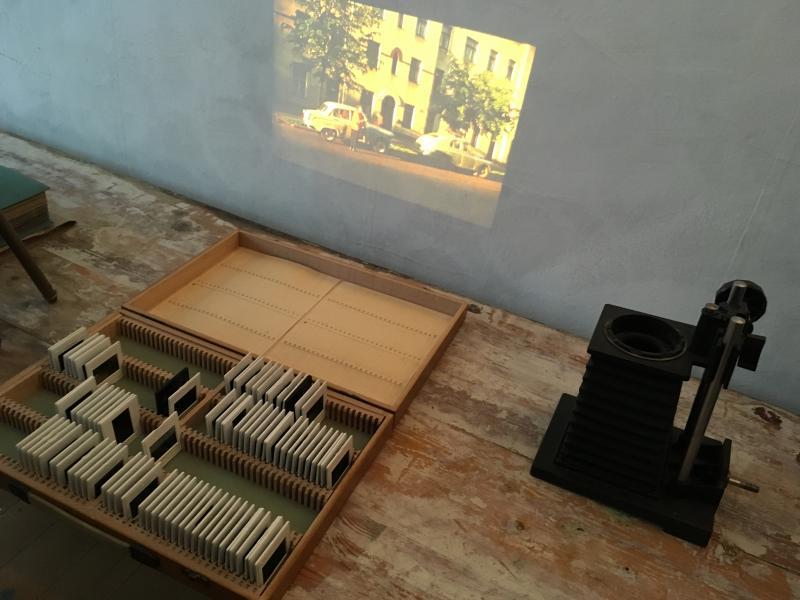 Andrejs Strokins Found objets collection. Sara Buraya's photo
