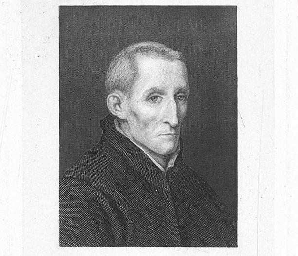 Bartolomé Maura Montaner. Retrato de Juan Eusebio Nieremberg, 1880