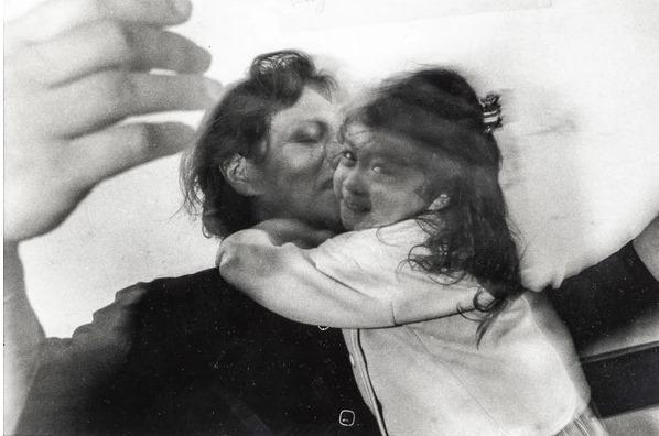 """Lorena """"La Piurana"""" y Alejandra. Fotografía de Annie Bungeroth"""