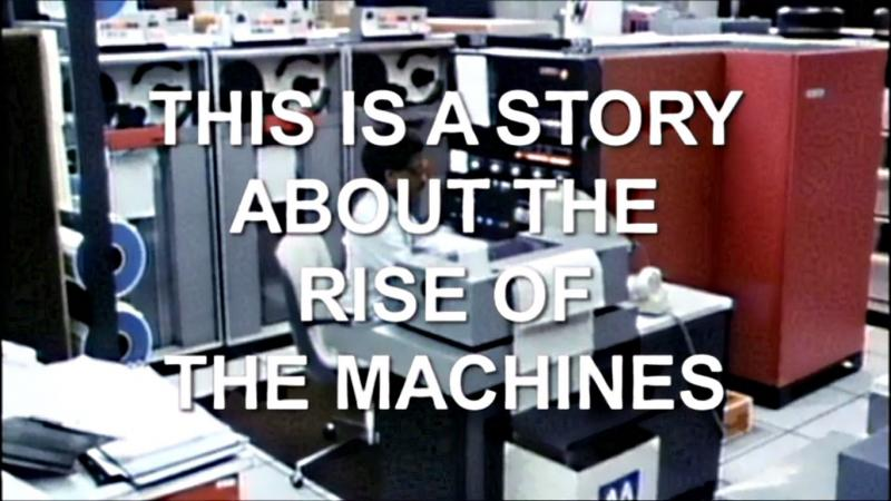 Adam Curtis. All Watched Over by Machines of Loving Grace. 2011