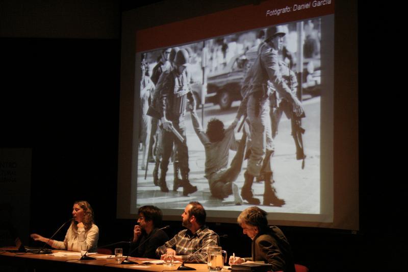 Celebración del seminario Poner el cuerpo en CCE Lima. Del 24 al 27 de julio de 2011