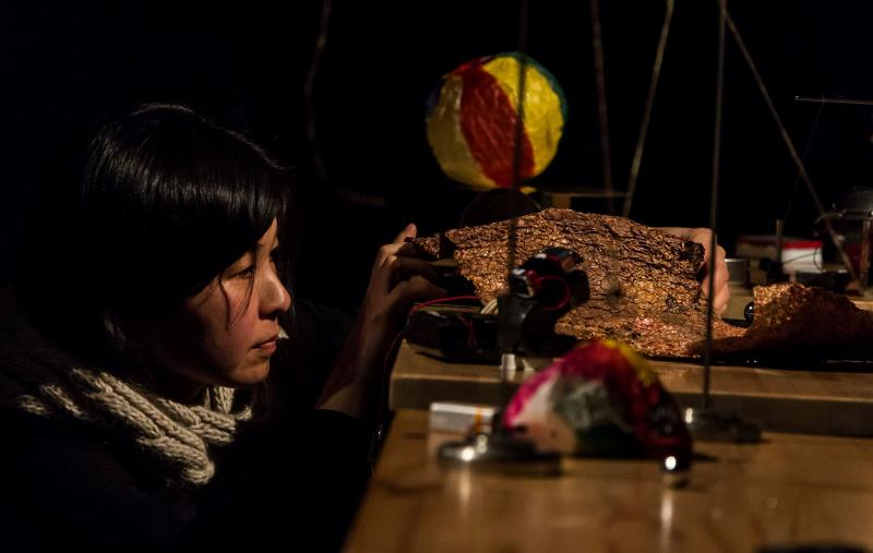 Moj Widnokrag. Ryoko Akama. Individual Observation. 2017