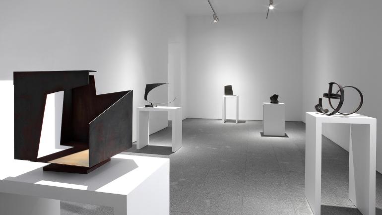 Espacio y vacío: Oteiza. Colección Museo Reina Sofía, 2009