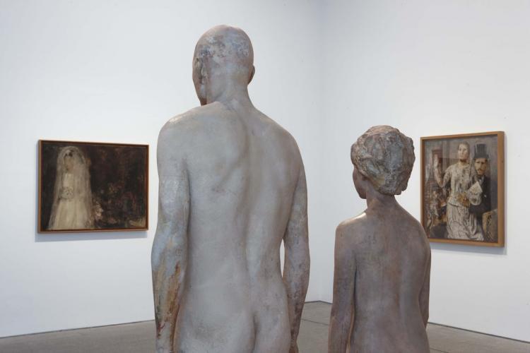 Vista de sala. Colección Museo Reina Sofía, 2009