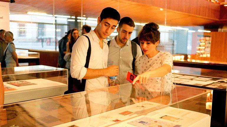 Inauguración de la exposición de Quico Rivas. Foto: Abdiel Segarra