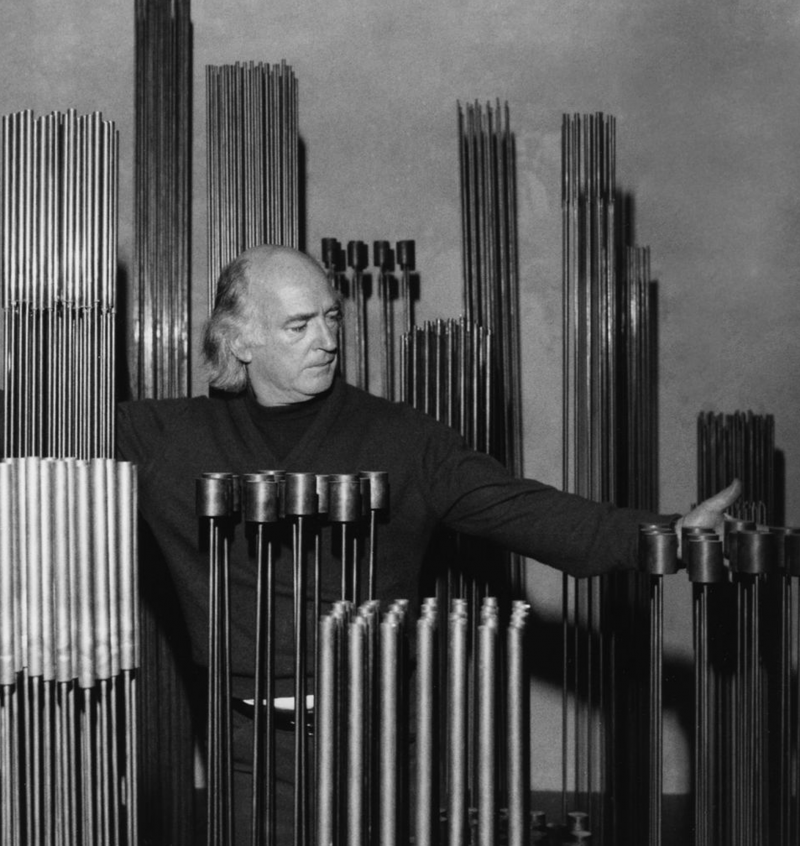 Harry Bertoia. Harry Bertoia Foundation