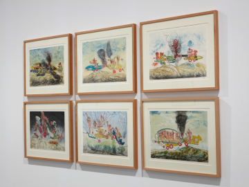 Collection 2. Is the War Over? Art in a Divided World (1945-1968)