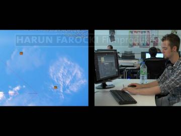Harun Farocki. Parallel, 2012 © Harun Farocki Filmproduktion
