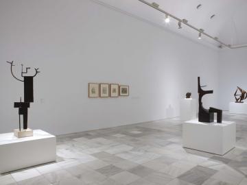 Julio González. Colección Museo Reina Sofía, 2009