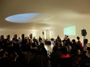 Seminario Arte y Educación. Identidades y relaciones fronterizas