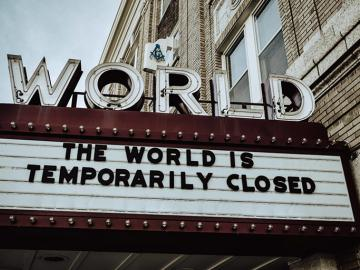Edwin Hopper, The world is temporarily closed