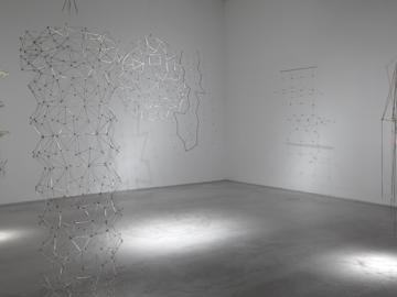 Exhibition view. Concrete Invention. Patricia Phelps de Cisneros Collection, 2013