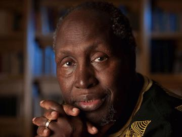 Ngũgĩ wa Thiong'o © Daniel Anderson, 2010